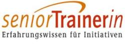 Logo Seniortrainerin