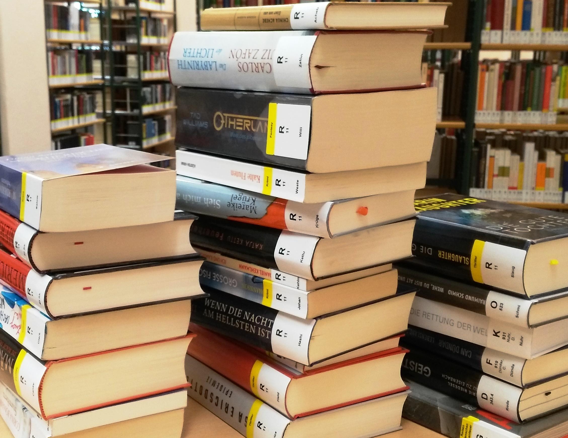 Stadtbibliothek Lütten Klein