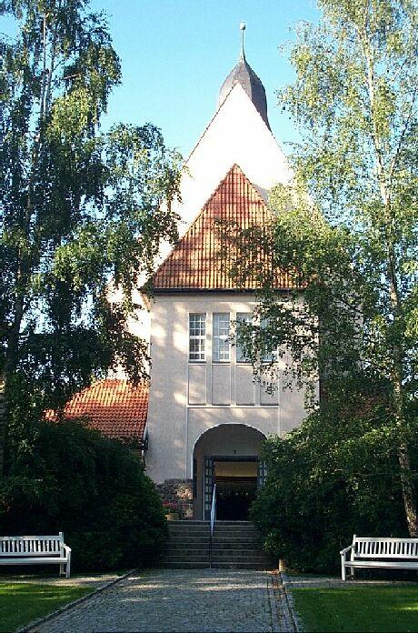 Westfriedhof Rostock