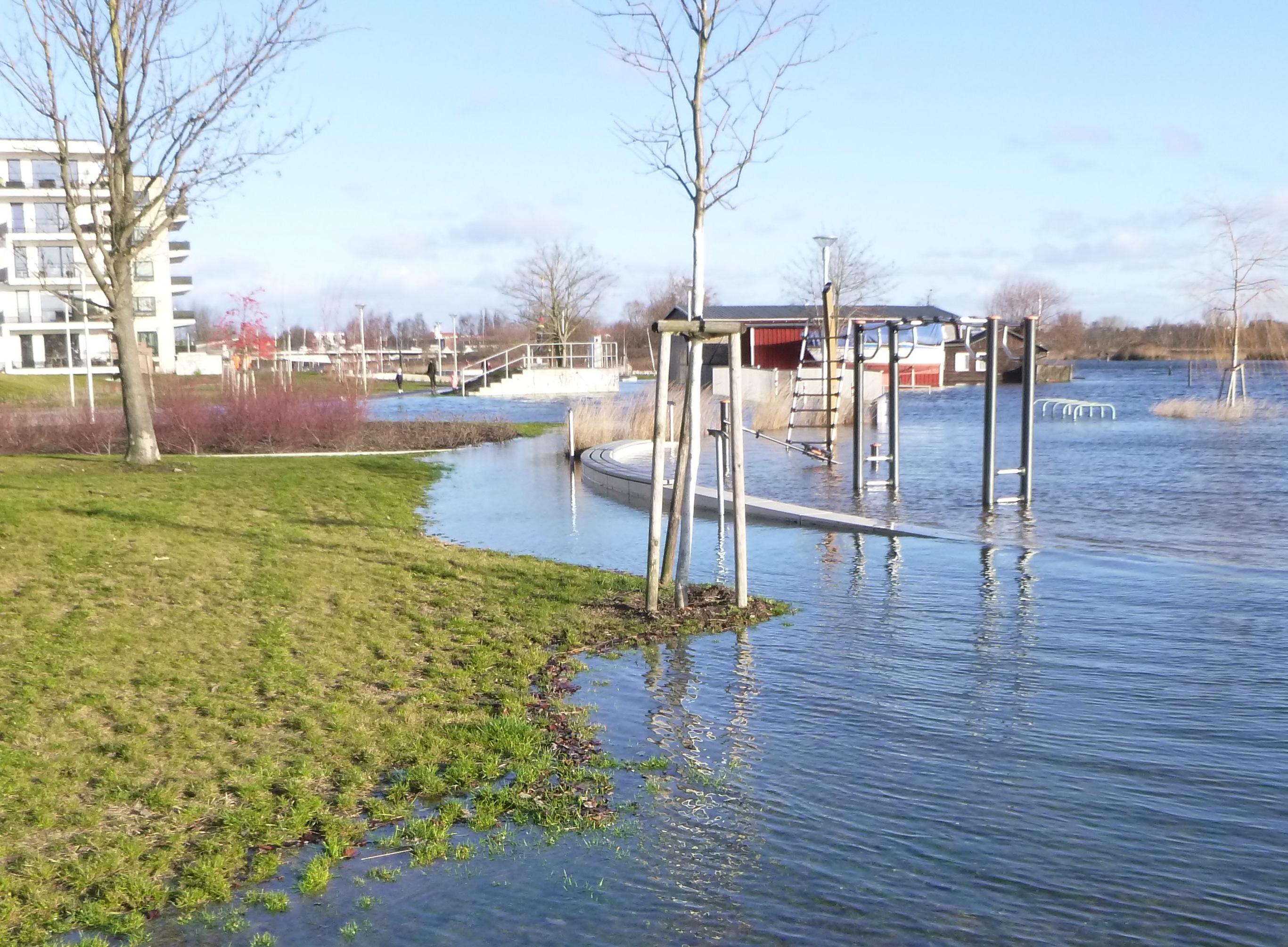 Rostock Sturmflut